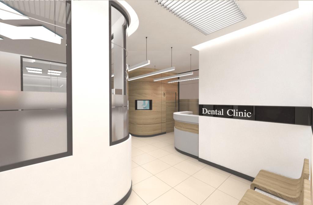 Дентална клиника приемна