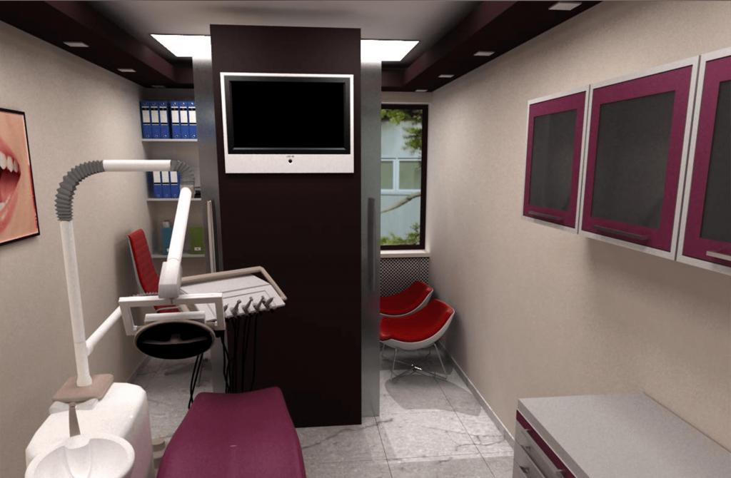Модерен стоматологичен кабинет