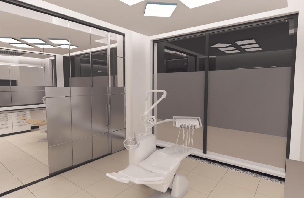 Проект на дентален кабинет