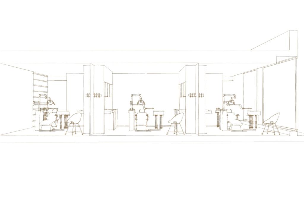 Скица дентална клиника