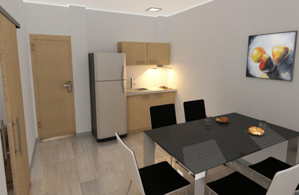 Стая за почивка