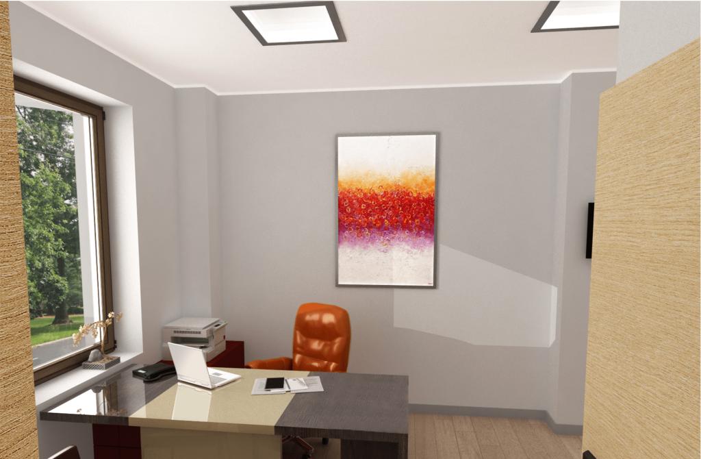 Визуализация на офис в дентален кабинет